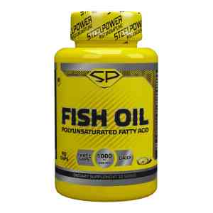 Steel Power Fish Oil 90 капс.