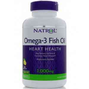 Natrol Omega Fish Oil 1000 мг 150 caps