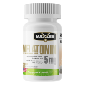 Maxler Melatonin Fast Sleep ( 5mg)