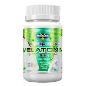 Maxler Melatonin Fast Sleep ( 3mg)