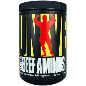 UN 100% Beef Aminos 200
