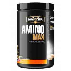 Maxler Amino Max Hydrolysate 240 таб.