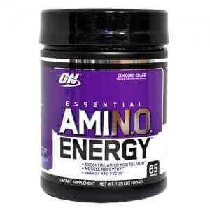 Optimum Nutrition Amino Energy 585 g