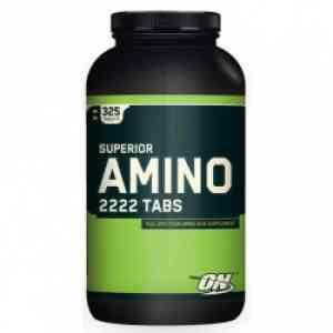 Optimum Nutrition Superior Amino 2222 320 таб