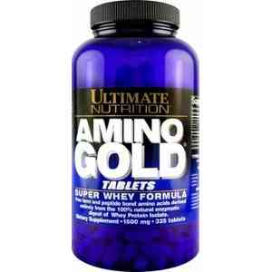Ultimate Nutrition Amino Gold Tablets 325 таб