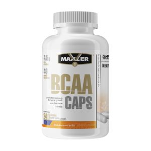 Maxler BCAA 240 caps