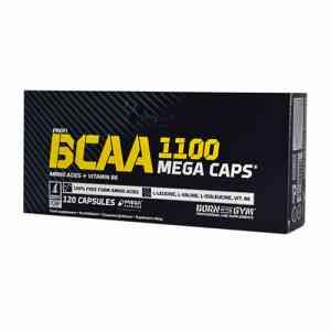 Olimp BCAA Mega caps 120caps