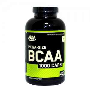 Optimum Nutrition BCAA 1000 Caps 400 капс