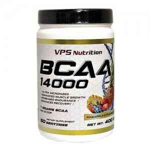 VPS Nutrition BCAA 14000 400г.