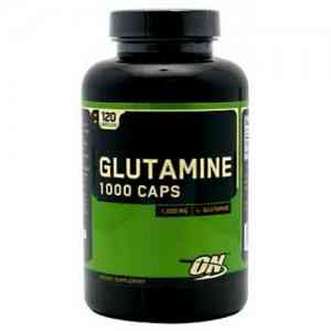 Optimum Nutrition Glutamine Powder 120 капс.
