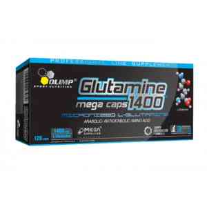 Olimp L- Glutamine Mega Caps 120 капсул