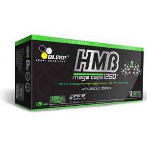 OLIMP HMB Mega Caps 120 капсул