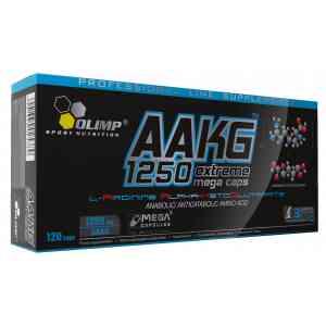 OLIMP AAKG 1250 Mega 120 капсул