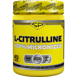 Steel Power L-Citrulline 200 гр.
