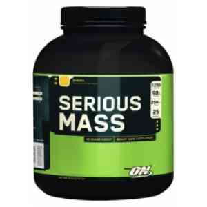 Optimum Nutrition Serious Mass 3lb