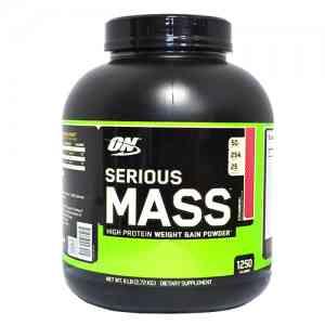 Optimum Nutrition Serious Mass 6lb