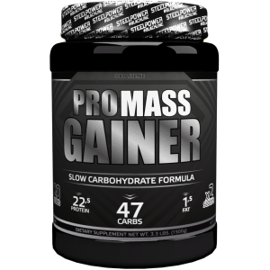 Steel Power ProMass Gainer 1500 гр.