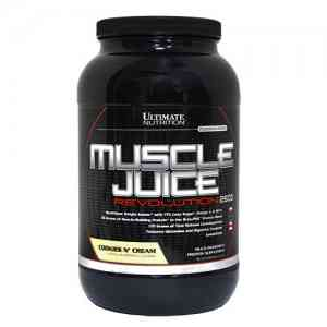 Ultimate Nutrition Muscle Juice Revolution 2600 2120 г