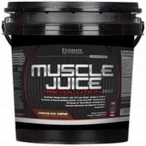 Ultimate Nutrition Muscle Juice Revolution 2600 5040 г