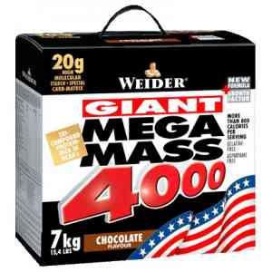 Weider Mega Mass 4000 7кг