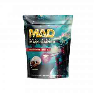 MAD Whey & Beef Mass Gainer 1000 г
