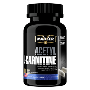 Maxler Acetyl L-Carnitine 100 caps
