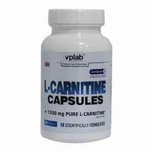 VPLAB L-Carnitine Capsules