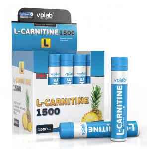 VPLAB L-Carnitine 1500