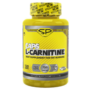 Steel Power L-Carnitine 120капс.