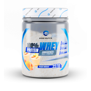 GOOD SUPPS 100% Whey protein 2270 гр.