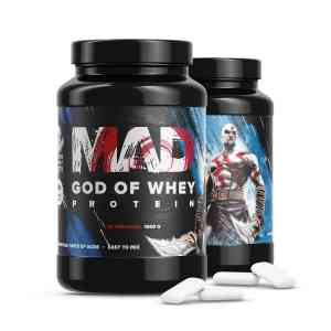 MAD GOD OF WHEY 1000 g