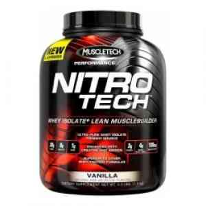 MuscleTech Nitro-Tech Performance Series 4lb