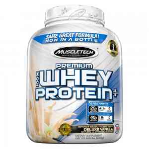 MuscleTech 100% Whey Plus