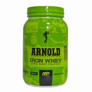 MusclePharm Arnold Series Iron Whey 908 г