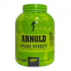MusclePharm Arnold Series Iron Whey 2270 г
