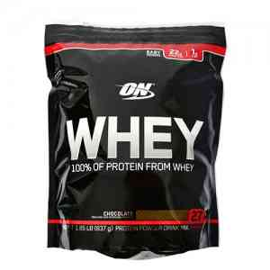 Optimum Nutrition Whey Powder 837 гр.