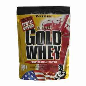 Weider Gold Whey 500g