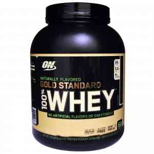 Optimum Nutrition 100% Whey Gold Standard Natural Gluten Free 4,8 lb