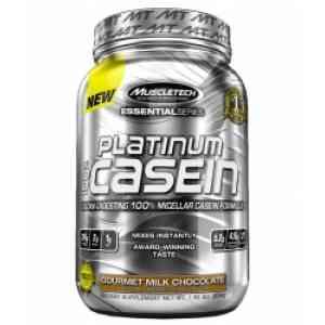 MuscleTech Platinum 100% Casein 1,8lb