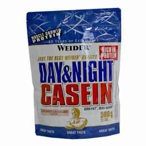 Weider Day & Night Casein 0,5 кг