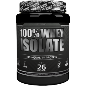 Steel Power 100% Whey Isolate 900 гр.