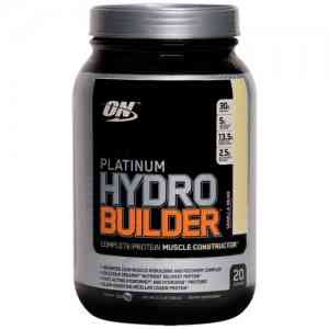 Optimum Nutrition Platinum Hydrobuilder 2,29lb