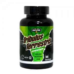 Maxler Tribulus Terrestris 100 капс