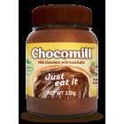 Happy Nut Шоколадно-ореховая паста Chocomill 330 гр.