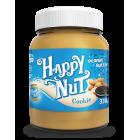Happy Nut Арахисовая паста c печеньем «OREO» 330 гр.