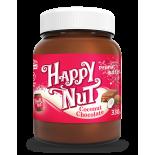 Happy Nut Шоколадная Арахисовая паста с кокосом 330 гр.