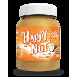 Happy Nut Арахисовая паста c кокосом 330 гр.