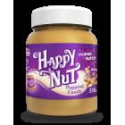 Happy Nut Арахисовая паста со взрывной карамелью 330 гр.