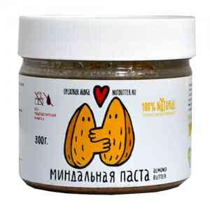 Nutbutter Миндальная паста