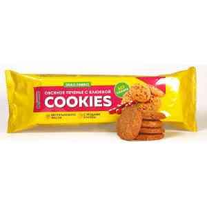 SNAQ FABRIQ Печенье овсяное 180 гр.